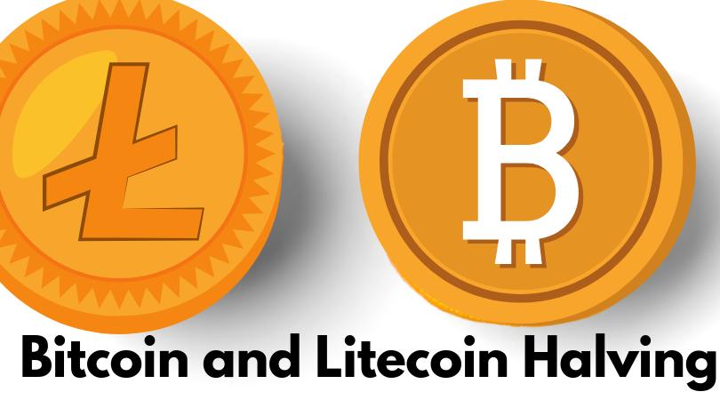 bitcoin and litecoin halving