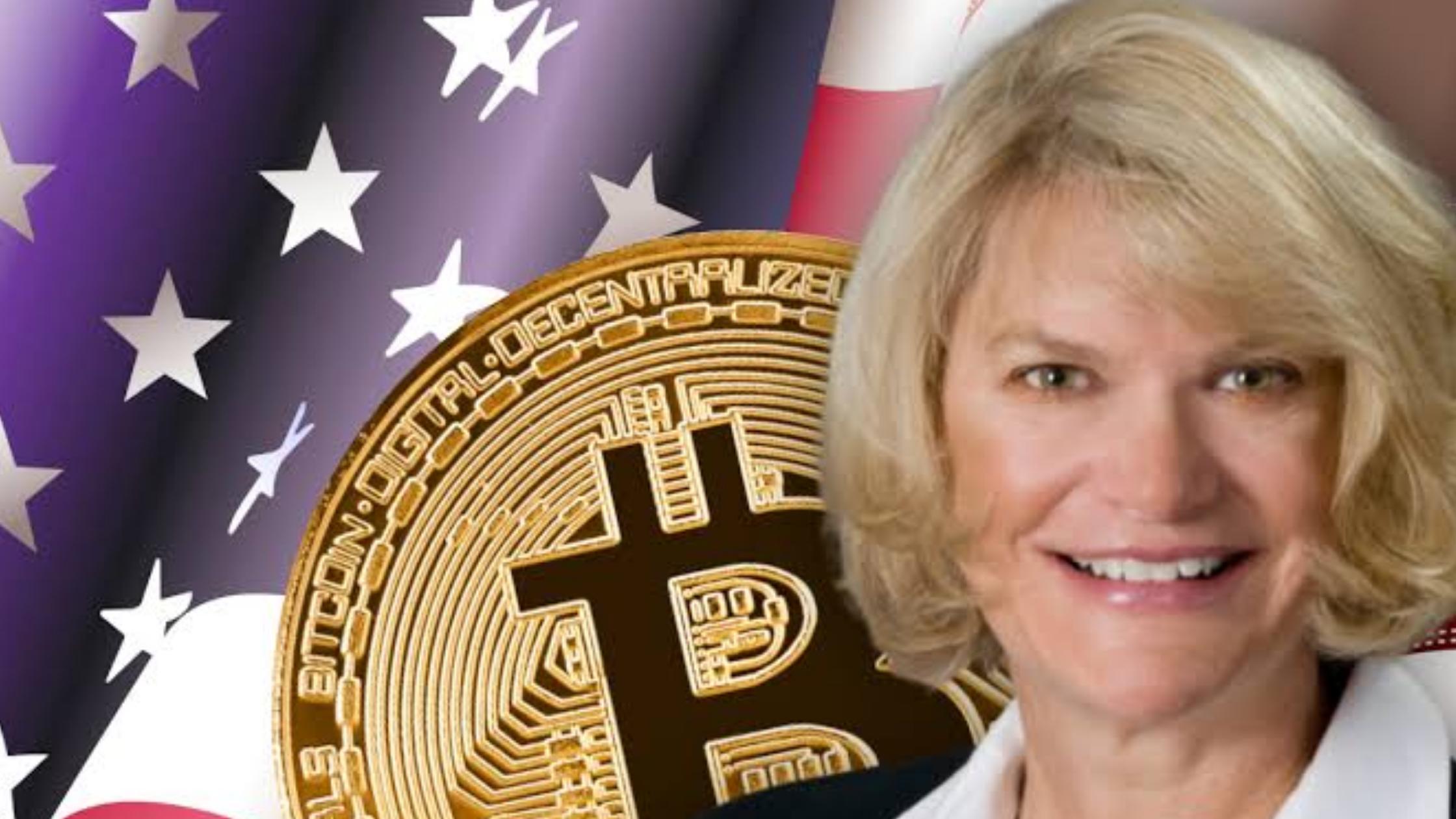 US Senator Bitcoin
